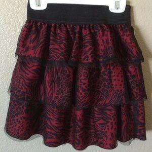 Other - Ruffled Skirt