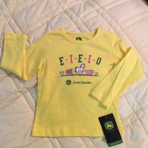 John Deere Other - E I E I O John Deere shirt 🐷🐮🐔