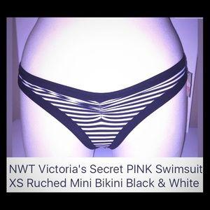 Victoria's Secret Other - NWT Victorias Secret cheeky ruched bikini bottom