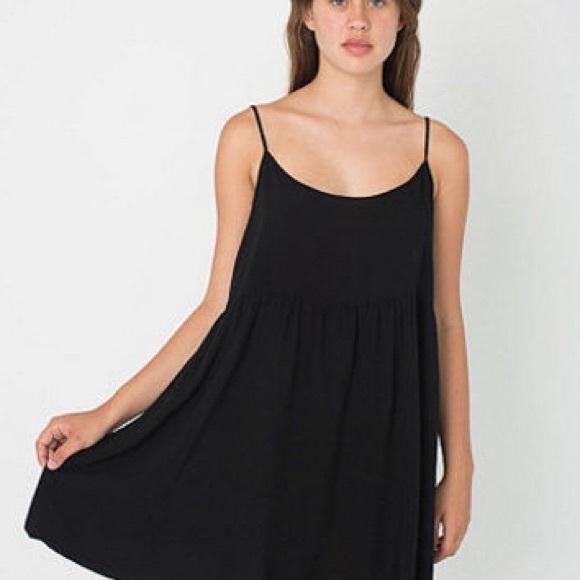 American Apparel Dresses - AMERICAN APPAREL