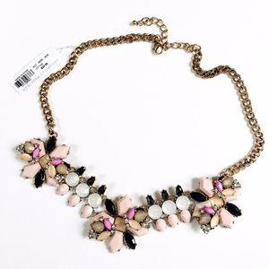 New York & Company Jewelry - NWT NY&Co Pastel Stone Necklace
