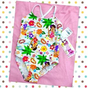 St. Tropez Other - NWT Girls One Piece Swim Suit. Size 6