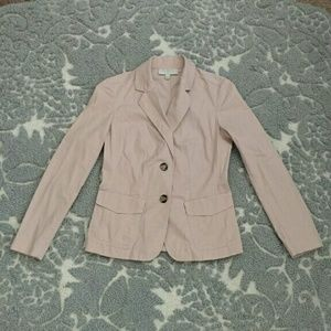 Talbots Blush Blazer Size 2P