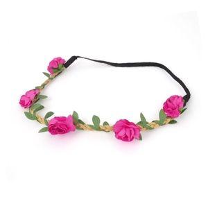Accessories - 🌵HP🌵Braided Floral Headband