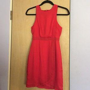 Red Tobi Cocktail Dress