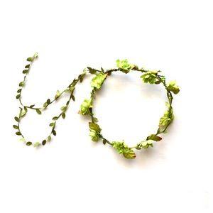 Accessories - 🌵HP🌵Green Leaf Crown