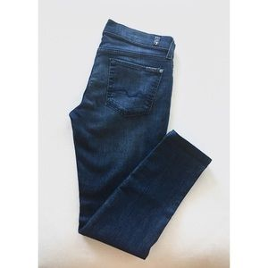 """7 for all Mankind jeans size 29 """"Gwenevere"""""""
