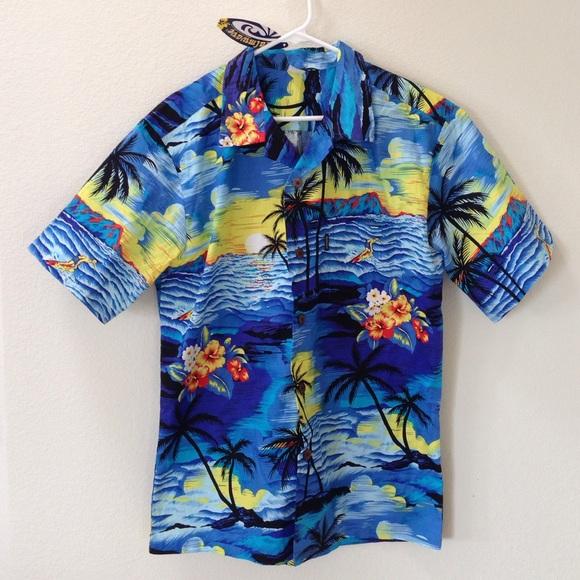 8dfc2a6a Palmwave Shirts | Hawaii Shirt Size M | Poshmark