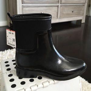 Zara Shoes - Midi Rain Boots