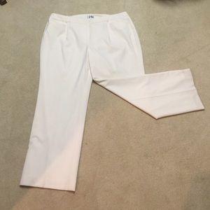 Tahari Woman Pants - Tahari wide leg pants