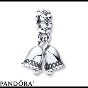 Pandora bell charm