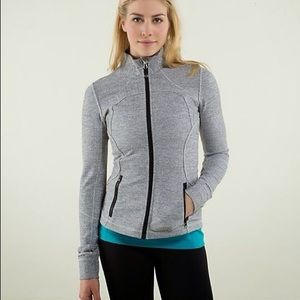 Lululemon herringbone jacket