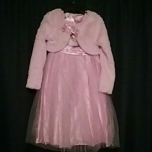 Nannette Other - NWT Nannette 6X Pink Dress & Jacket *Final Price
