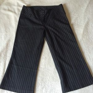Celine BLACK DRESS PANTS (LARGE)