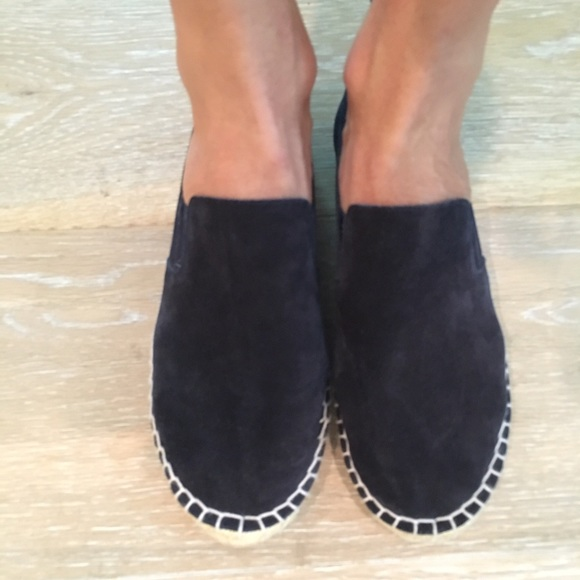 Womens Boots Perfect 29150379 Vince Ronan Suede Espadrille Ankle