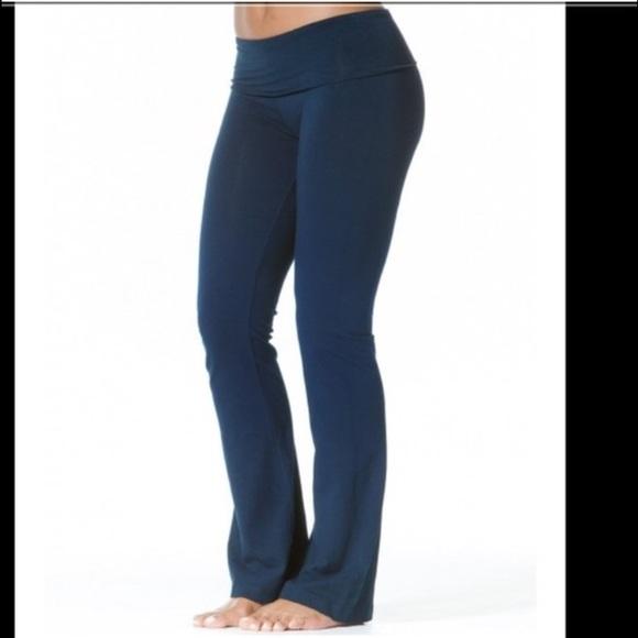 e7668fd9e4e98 Hard Tail Pants | Price Drop Roll Down Fold Over Yoga Pant | Poshmark