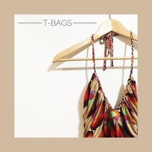 T-Bags Halter Top