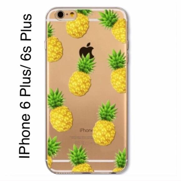 best website 760ec 4ef81 Lovely Pineapple Phone Case IPhone 6 Plus/ 6s Plus