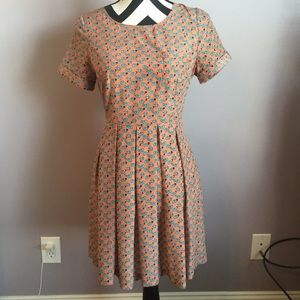 Dresses & Skirts - Elephant patterned dress