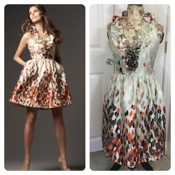 1c33e52fc97 kate spade Dresses   Skirts - kate spade ruffle-neck lucille