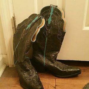 J B Dillon Boots On Poshmark