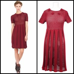 Opening Ceremony Dresses & Skirts - RODARTE x OPENING CEREMONY Floral Knit Dress