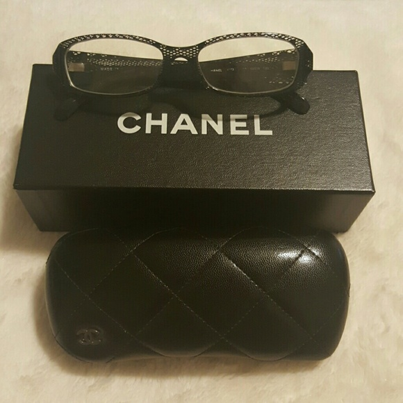 51% off Chanel Accessories - Authentic Chanel glasses ...