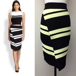 A.L.C. Dresses & Skirts - A.L.C. Campbell Striped Skirt