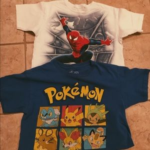Children's Place Other - BUY2/1FREE•5 kids tshirt bundle•