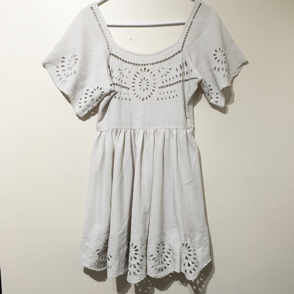 Staring at stars lace dress