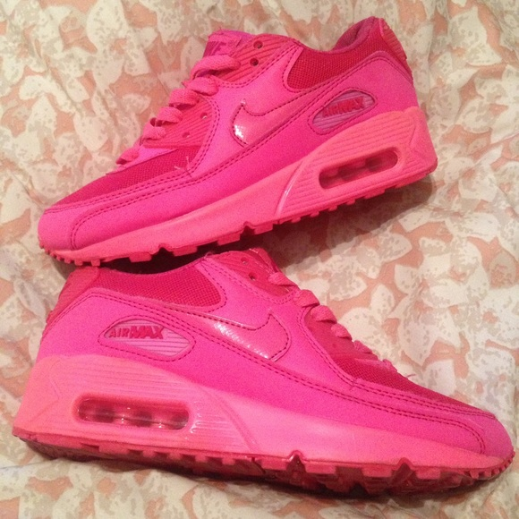Hot Pink Nike AirMax