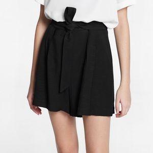 Black Mango Shorts