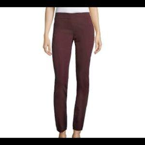 Buffalo Denim - Deep purple denim Buffalo jean leggings/ jeggings
