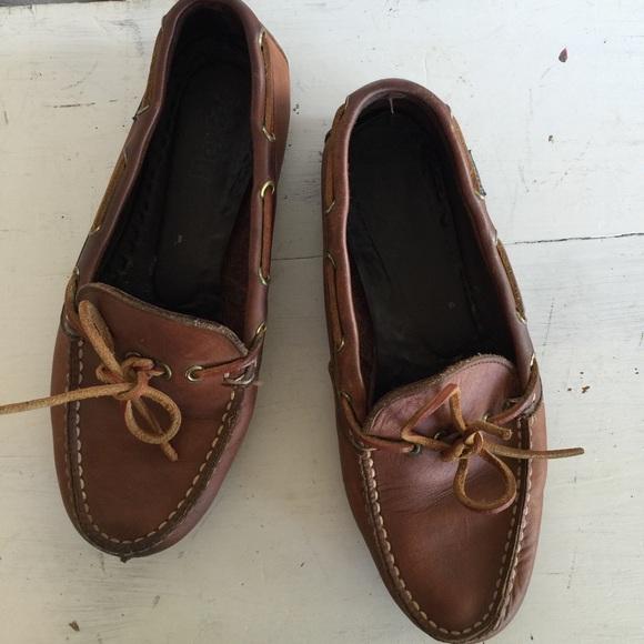 f9c2b15be3808 Dexter Shoes - Vintage Dexter classic loafers   leather laces