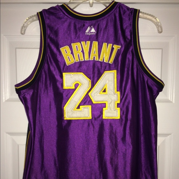 lcywnx Majestic - LA Lakers Kobe Bryant NBA Jersey