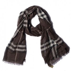 Burberry Accessories - burberry silk scarf
