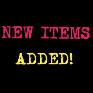Added new items!