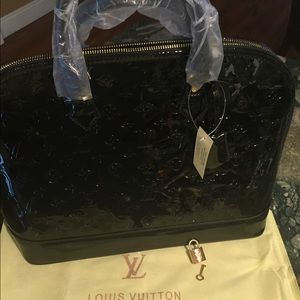 Handbags - XL black bag
