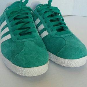 adidas gazelle 70s turquoise