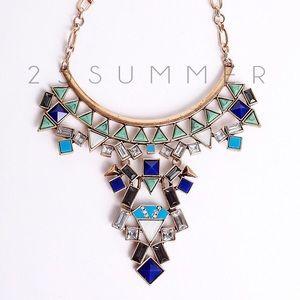 17Basics Jewelry - 🌸SPRING SALE🌸25SUMMER statement necklace