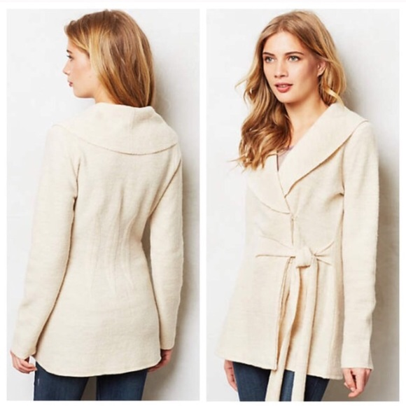 61% off Anthropologie Jackets & Blazers - Rose Neira Mirabel ...