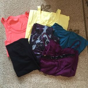 Lot of 4 Summer Tops- Size XS