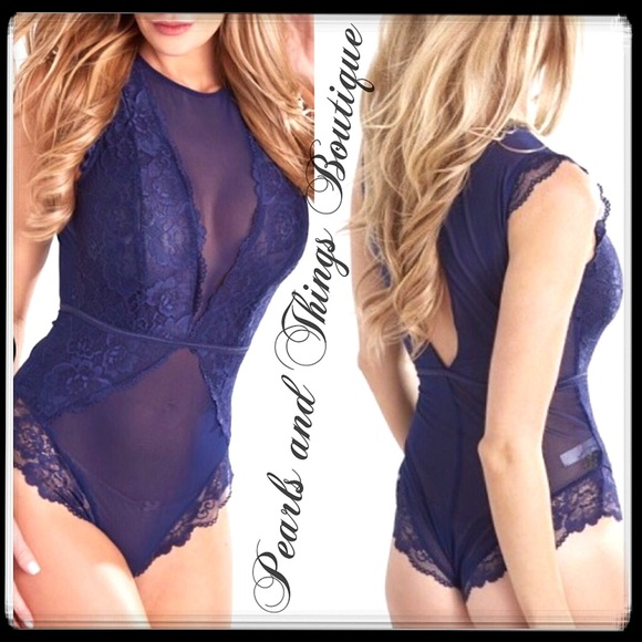 Other - 💋Final Sale🌺 Lace Babydoll Lingerie
