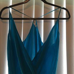 Rory Beca Dresses & Skirts - Rory Beca silk romper