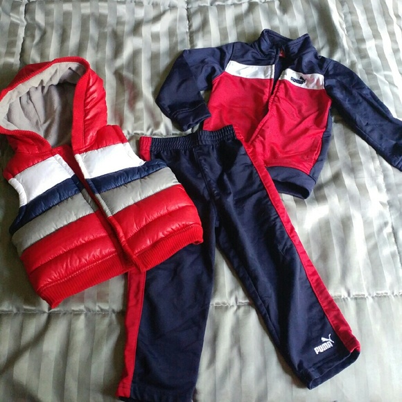 Boys Tracksuit Bottoms 18-24 Months Bottoms Baby & Toddler Clothing