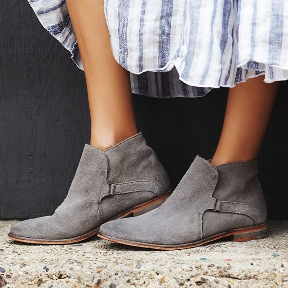 Shoes Summit Ankle People Poshmark Suede Free Boot WqPgz4B6w