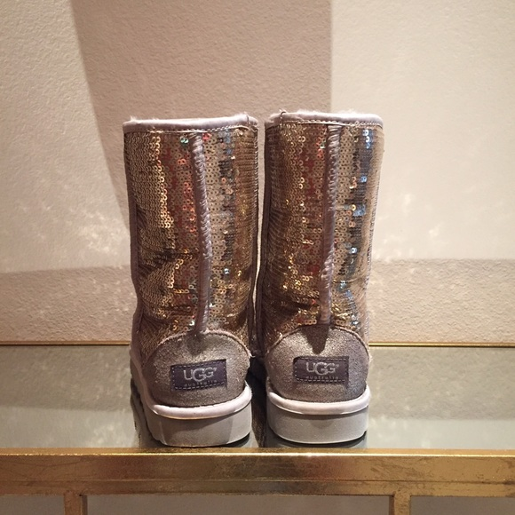 cheap sequin ugg boots