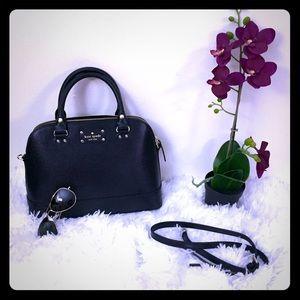 Kate Spade leather Rachelle Wellesley purse