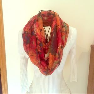 bjcich Accessories - Infinity Scarf ✨Beautiful Fall Colors ✨