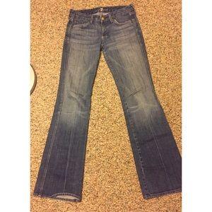 7 For All Mankind Jeans - 7 for all mankind jeans. Size 26